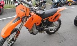 2003 KTM 450EXC, GOOD CONDITION, ELECTRIC START,