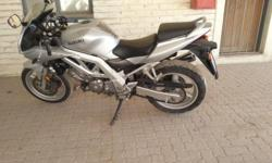 2003 Suzuki Sv650S for sale 2nd Gen SV with V-twin FI