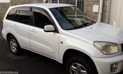 2003 Toyota Rav 4 2.0 4X4 - Vehicle starts and drives