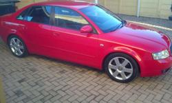 2004 AUDI 1.8T RED T GTI POWER AT ONLY R85000 CLIMATE