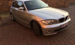 BMW 120i FOR SALE AT A LOW PRICE OF R65000 ITS A STEAL