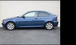 2004 BMW 318 TI /5 SPEED/3 DOOR/AIRCON FULL HOUSE