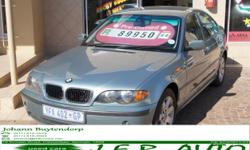 Description Make: BMW Model: 318 Year: 2004 Type of