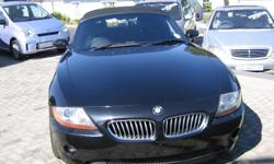 BMW Z4 FOR SALE 6 SPEED MANUAL CONVERTIBLE  LEATHER