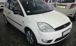 2004 FORD FIESTA 1.4i TREND 3DOOR a very neat small car