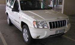 2004 JEEP GRAND CHEROKEE 2.7CRD, OVERLAND, AUTO - ONLY