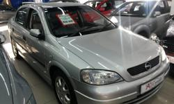 2004 OPEL ASTRA 1.6 SILVER  CD PLAYER ABS CENTRAL