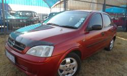 2004 OPEL CORSA 1.4 ESSENTIA IN VERY GOOD CONDITION!!!