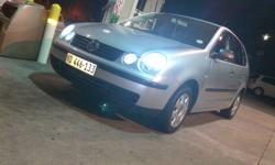 2004 polo 1.6i comfortline for sale has a/c p/s central