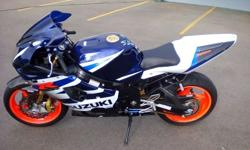 Absolutely insane GSXR1000, 20 500km, over R 150 000.00