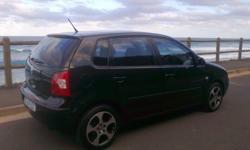 1.4i polo hatchback with aircon, power steering,