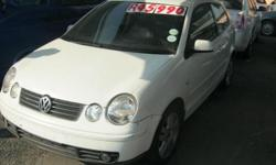 2004 VOLKSWAGEN POLO TDi 1.9 HATCHBACK.(Pre-Owned) Very