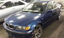 2005 model bmw 320i on sale.. with leather interior.