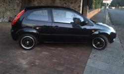 I have a 2005 ford fiesta 1.4 trend. It has new brakes,