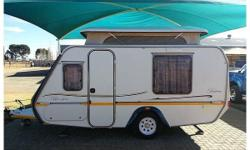 The caravan is in an outstanding condition. Small