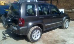 2005 Jeep Cherokee 4x4 2.8 CRD. Electric Windows,