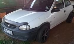 Selling my 2005 Opel Corsa lite 1.4i. 15inc mags, full