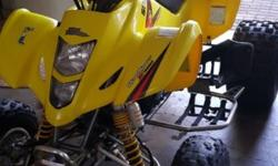 2007 banshee in mint condition quad is still like new