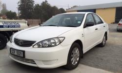 2005 Toyota Camry 2.4 LXi  Full House Very well looked