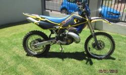 I have an 250 wr husky for sale. Bike in very good