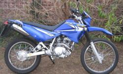 Yamaha XTZ 125cc Scrambler 2005 Model (With Papers),