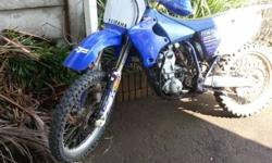 Yamaha yz 250f 2005 . this is a must see very clean and