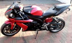 04/05 Yamaha YZF-R1 Bike rides very well, new tyres,