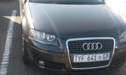 Very neat car! full AUDI service history. Currently