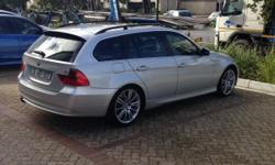 2006 bmw 3 series 325i touring 122000km sunroof xenons