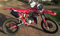Honda Cr 85 2006 to fast