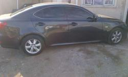 Sup people I have an awesome lexus is250 , this