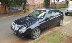 2006 Mercedes Benz C 230 V6 Coupe Auto This vehicle is