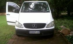 Fabrikaat: Mercedes-Benz Model: Vito Mylafstand: 98,000