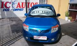 2006 Proton Savvy 1.2 Power steering. Central locking.
