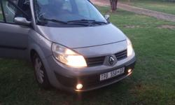 2006 Renault Scenic 126000kms Full Service History,