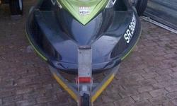2006 SEADOO RXP215HP  70 HOURS  JUST DONE A FULL MAJOR