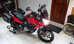 2006 Suzuki 650DL VStrom R52 500 neg. Bike in
