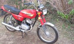 Suzuki AX 100cc - Road Bike 2006 Model (With Papers),