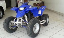WE HAVE A YAMAHA BLASTER 2006 MODEL, COMES WITH 2 SPARE