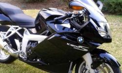 BMW K1200S for sale Excellent condition 2007 model with