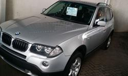 2007 BMW X3 2.0d X-DRIVE AUTO AVAILABLE *FULL SERVICE