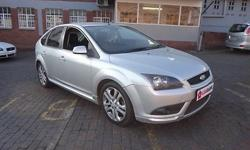2007   FORD   FOCUS 1.6 Si 5Dr - R79,900 194919 KM