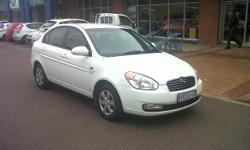 Beskrywing Fabrikaat: Hyundai Model: Accent Mylafstand: