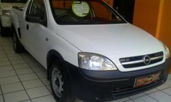 2007 Opel Corsa Utility Club 1.4, Only 155000Km's, Full