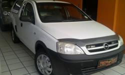 2007 Opel Corsa Utility 1.4, Only 76000Km's, Front