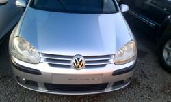 2007 VW Golf 1.9 TDI Automatic Hatch Service history