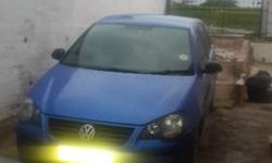 Hi I have a 2007 1.4i vw polo. Aircon. Power steering.