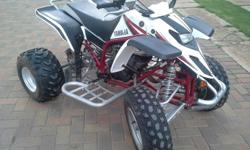 This Yamaha blaster 250 CC Quad bike is in excelent