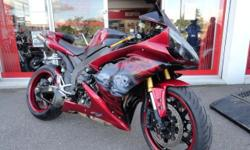 MAKE: YAMAHA MODEL: YZF R1 YEAR: 2007 PRICE: R74 995.00