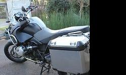 BMW 1200 GS Adventure, BMW Panniers, ABS, Heated grips,
